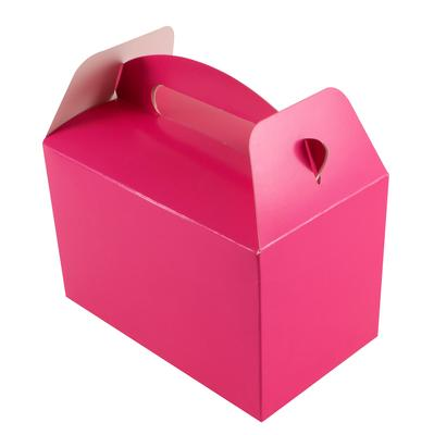 Oaktree Party Box 100mm x 154mm x 92mm 6pcs Fuchsia No.28 - Accessories